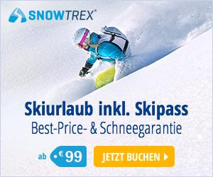 Snowtrex-hier finden Sie den perfekten Skiurlaub!